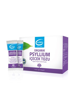 THE LIFECO Psyllium Husk Powder (Karnıyarık Otu Tozu) 240 g