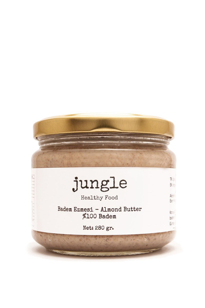 Jungle Badem Ezmesi - 280 gr